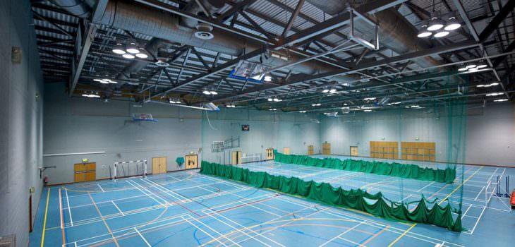 Kapalı Spor Salonu Havalandırma Sistemleri